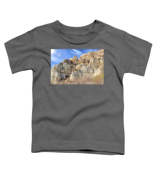 Unstable Cliffs Toddler T-Shirt