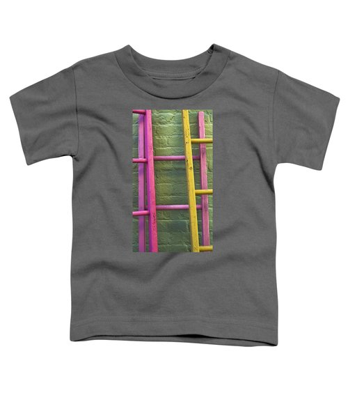 Upwardly Mobile Toddler T-Shirt
