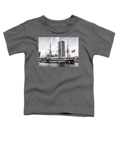 U.s.s. Constellation Toddler T-Shirt