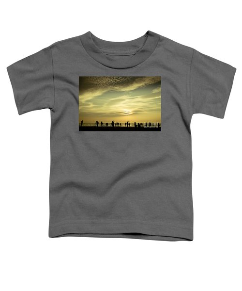 Vanilla Sky Toddler T-Shirt
