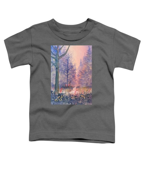 Vigilance Toddler T-Shirt
