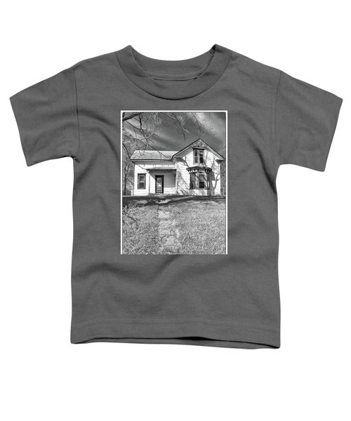 Visiting The Old Homestead Toddler T-Shirt