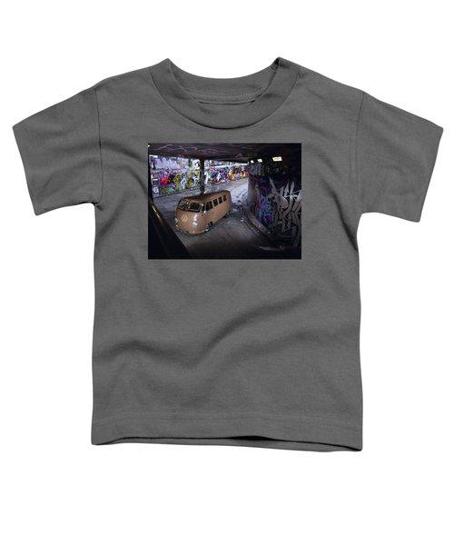 Volkswagen Microbus Toddler T-Shirt