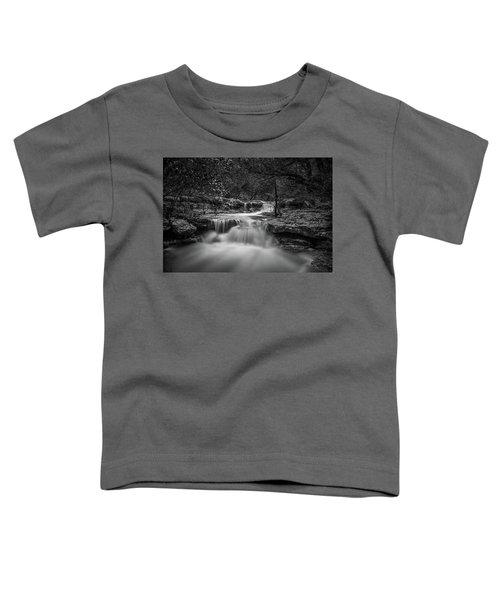 Waterfall In Austin Texas Toddler T-Shirt