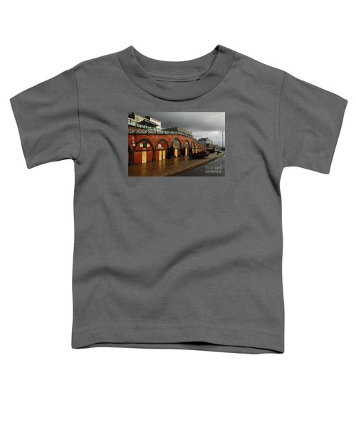 Welcome To Brighton Toddler T-Shirt