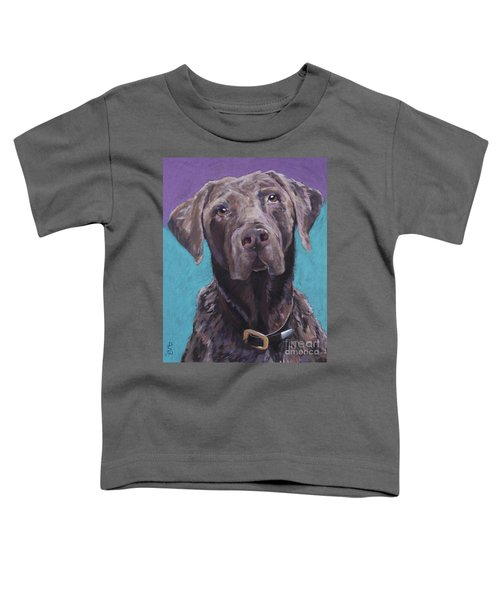 100 Lbs. Of Chocolate Love Toddler T-Shirt