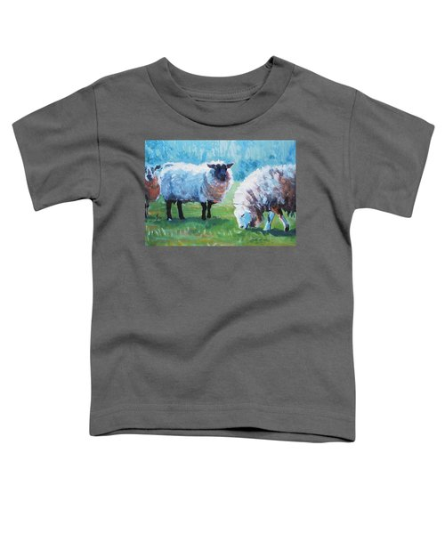 Sheep Toddler T-Shirt