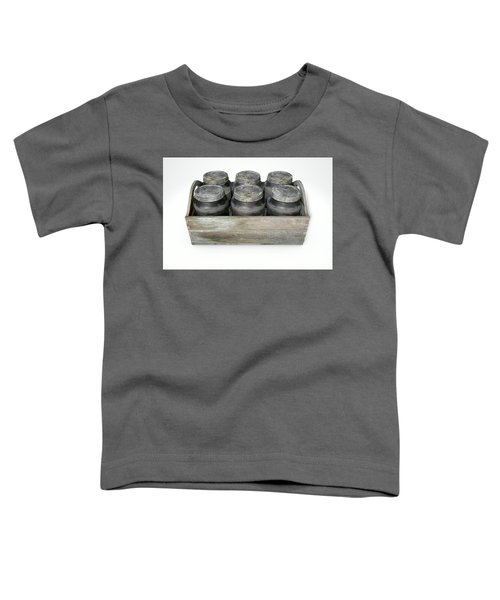 Whiskey Jars In A Crate Toddler T-Shirt