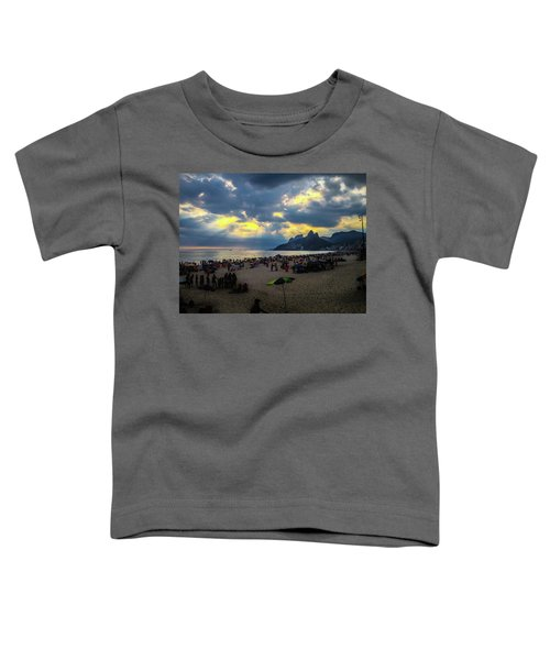 Ipanema Beach Toddler T-Shirt