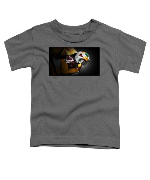 Neon Genesis Evangelion Toddler T-Shirt