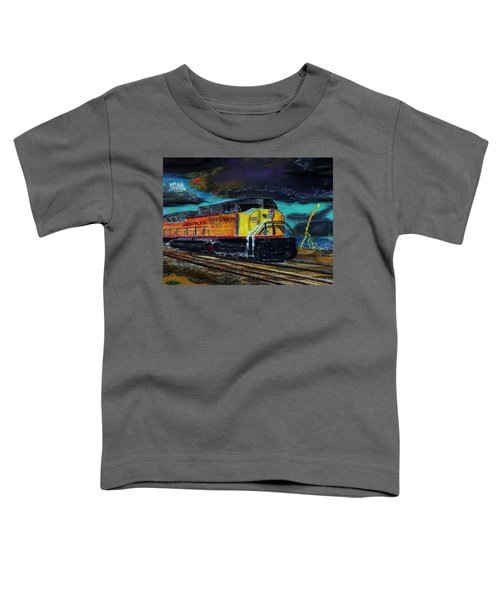 122415 East Bound Toddler T-Shirt