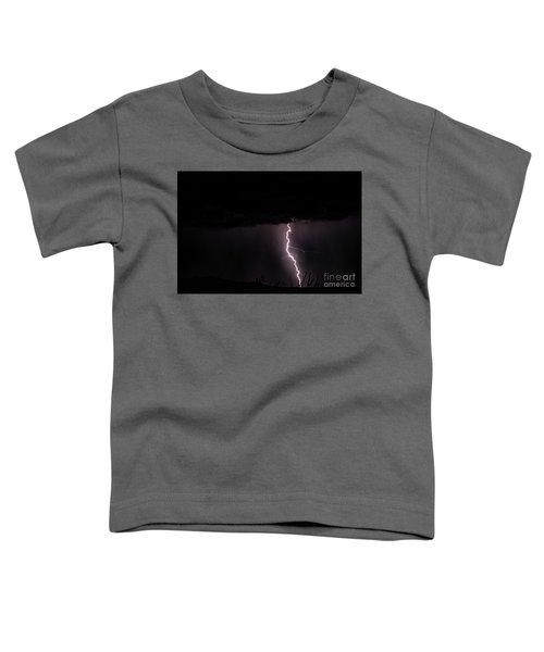 Lightning Toddler T-Shirt
