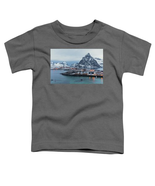 Reine, Lofoten - Norway Toddler T-Shirt