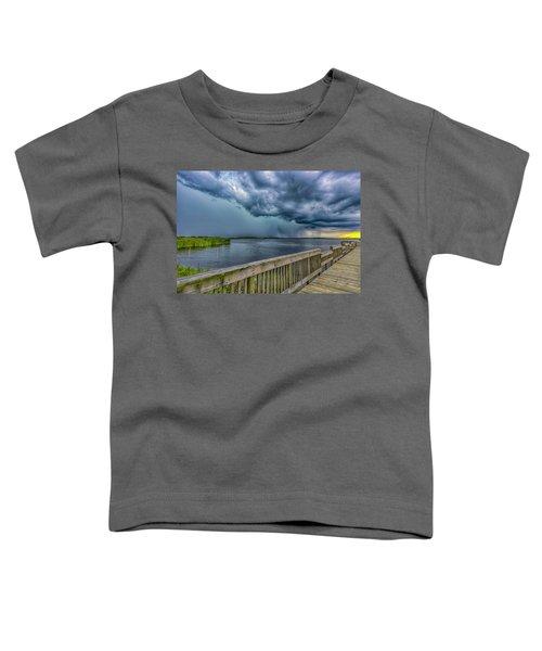 Storm Watch Toddler T-Shirt