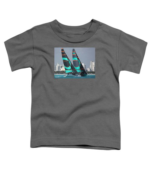 Miami Regatta Toddler T-Shirt