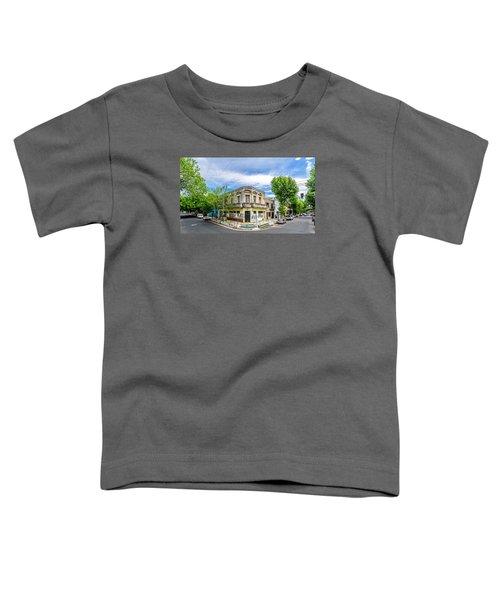 1899 Toddler T-Shirt by Randy Scherkenbach