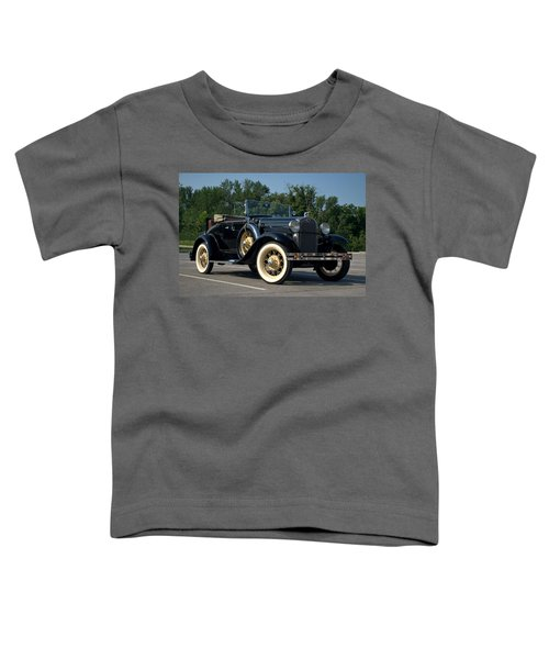 1931 Ford Model A Roadster Toddler T-Shirt