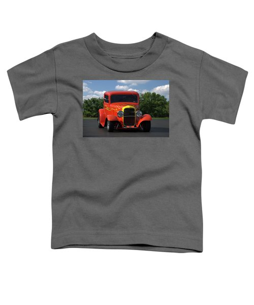1932 Ford Lil Deuce Coupe Toddler T-Shirt