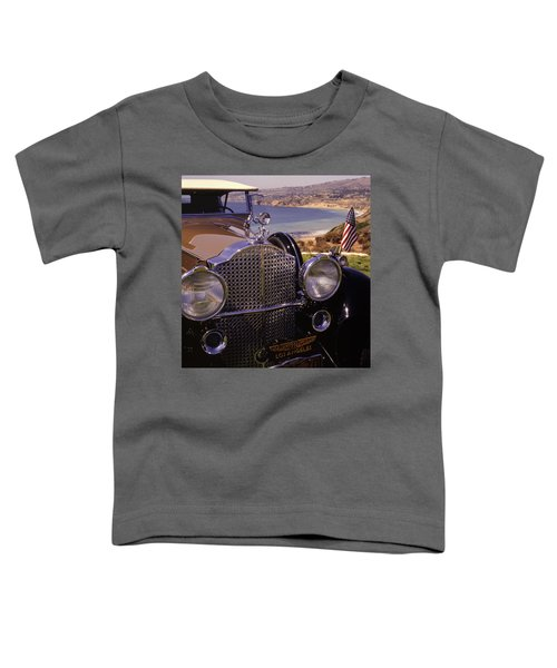 1932 Packard Phaeton Toddler T-Shirt