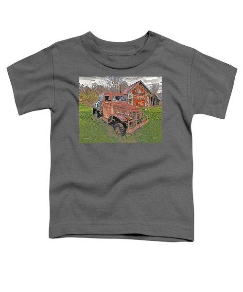 1941 Dodge Truck #2 Toddler T-Shirt