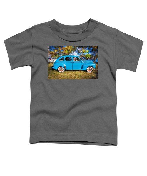 1942 Ford Super Deluxe Sedan  Toddler T-Shirt
