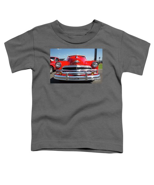 1950 Plymouth Automobile Toddler T-Shirt