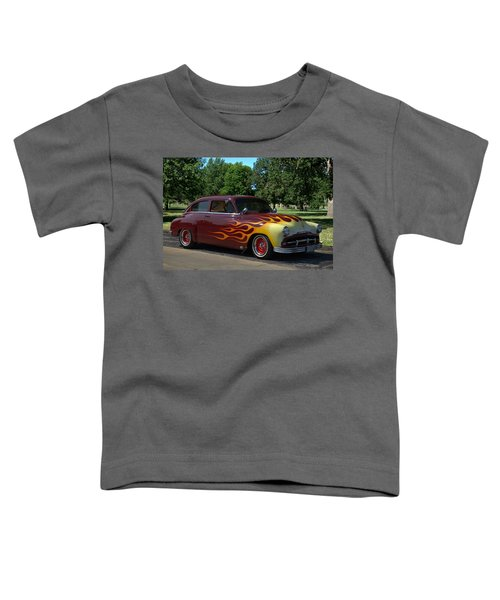 1952 Plymouth Concord Custom Toddler T-Shirt