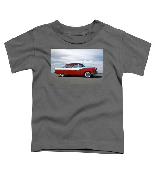 1955 Ford Victoria Toddler T-Shirt