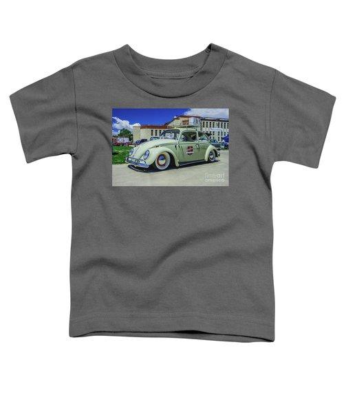 1965 Volkswagen Bug Toddler T-Shirt