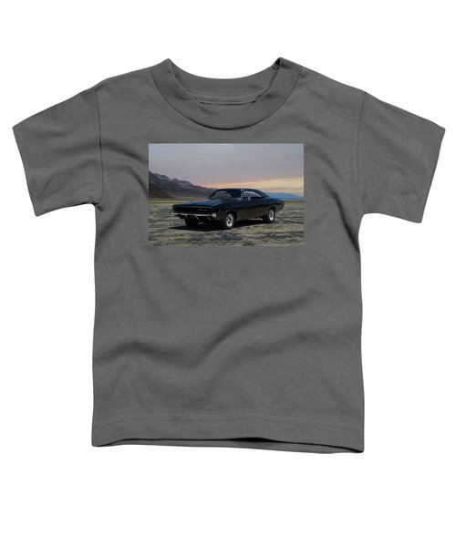 1968 Dodge Charger Rt 440 Toddler T-Shirt