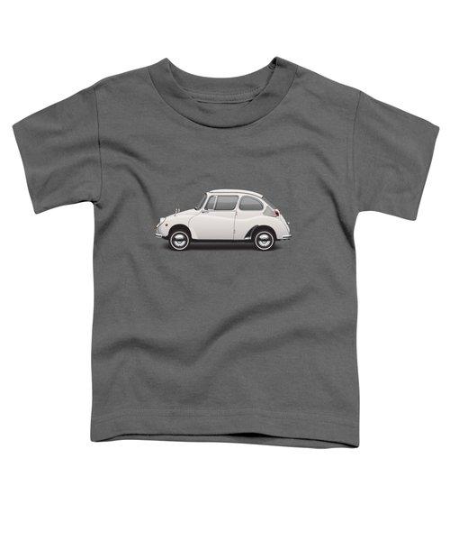 1970 Subaru 360 Toddler T-Shirt