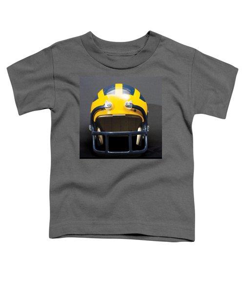 1970s Wolverine Helmet Toddler T-Shirt