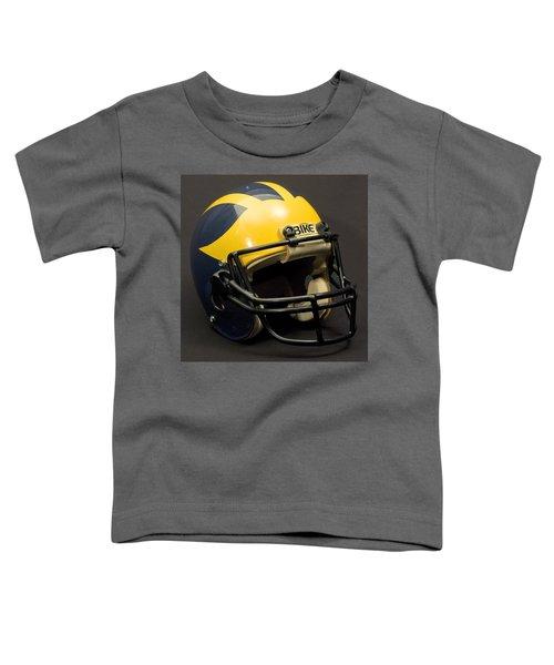 1980s Wolverine Helmet Toddler T-Shirt