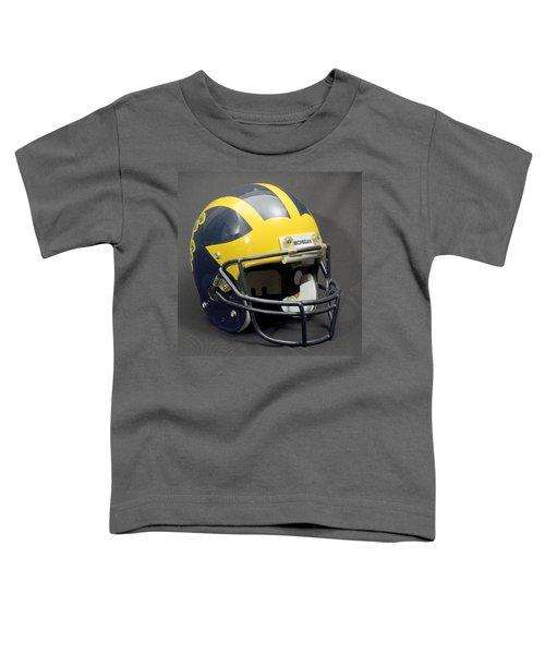 1990s Wolverine Helmet Toddler T-Shirt