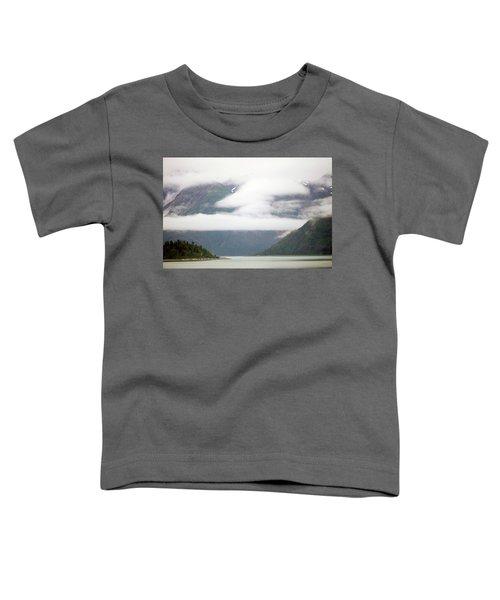 Alaska Coast Toddler T-Shirt