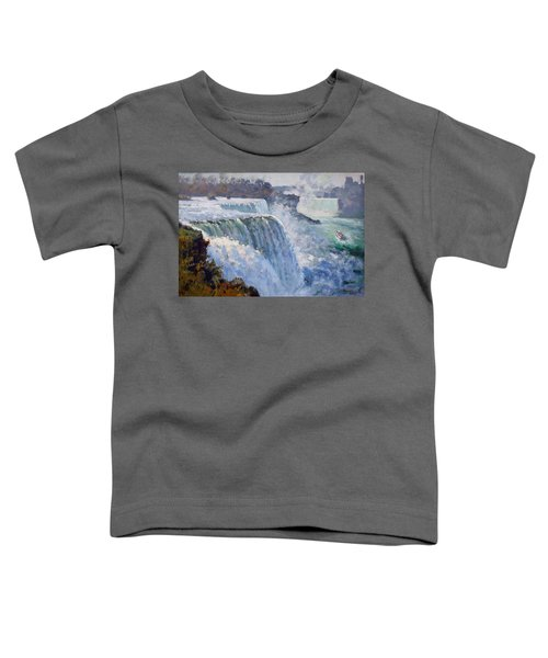 American Falls Toddler T-Shirt