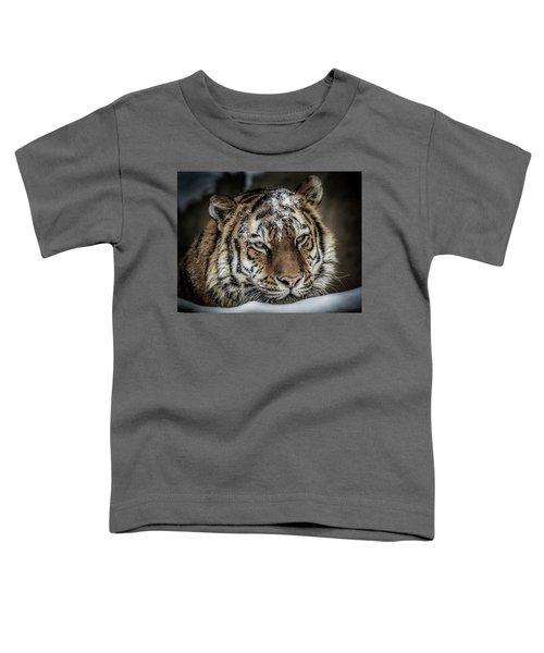 Amur Tiger Toddler T-Shirt