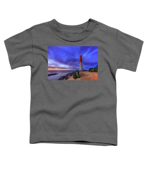 Barnegat Lighthouse Toddler T-Shirt