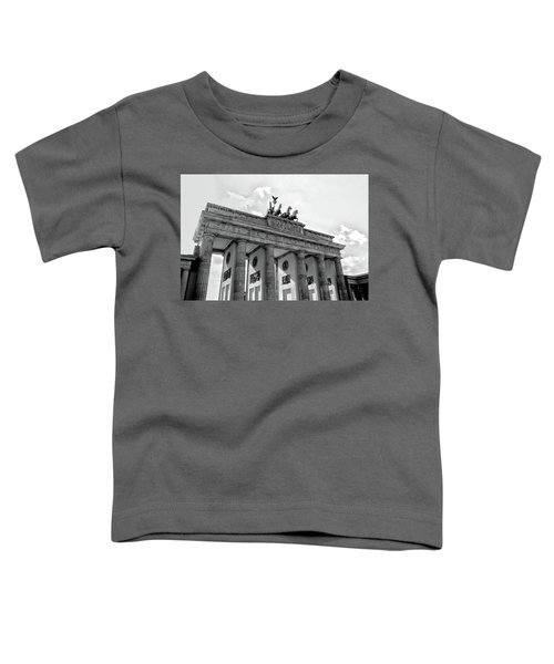 Brandenburg Gate - Berlin Toddler T-Shirt