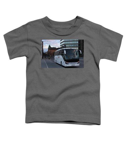 Bus Toddler T-Shirt