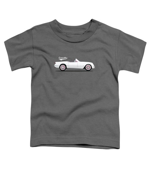 Chevrolet Corvette Toddler T-Shirt