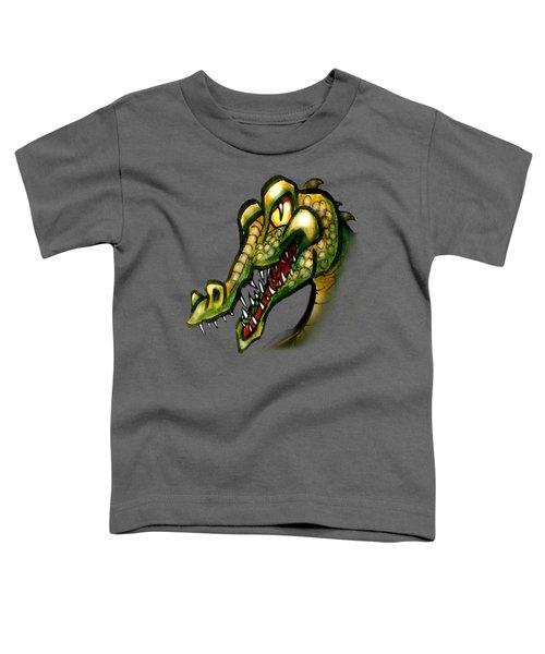 Crocodile Toddler T-Shirt
