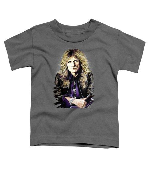 David Coverdale 1 Toddler T-Shirt