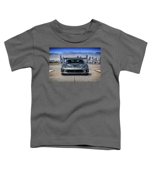 #dodge #acr #viper Toddler T-Shirt