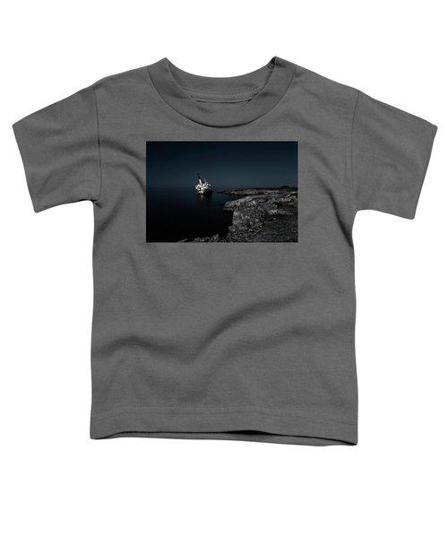 Edro IIi Shipwreck - Cyprus Toddler T-Shirt