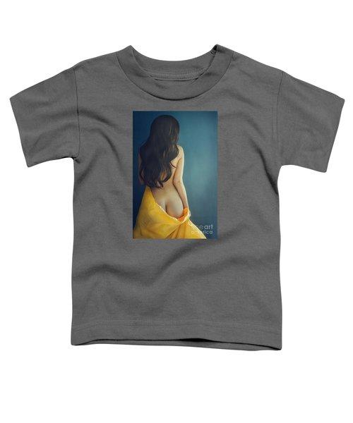 Female Body Toddler T-Shirt