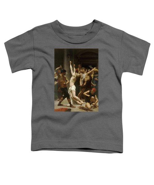 Flagellation Of Christ Toddler T-Shirt