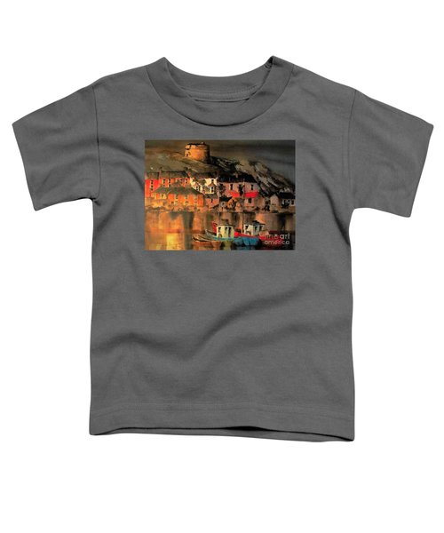 Howth Sunset Dublin Toddler T-Shirt