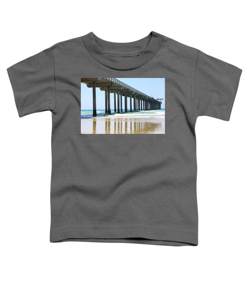 Into The Ocean Toddler T-Shirt