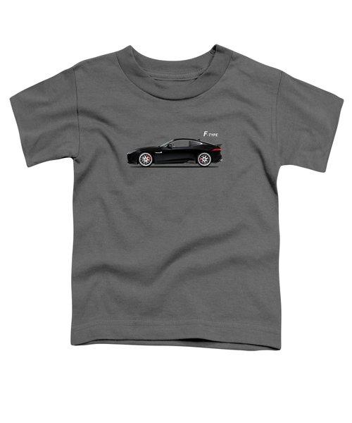 Jaguar F Type Toddler T-Shirt